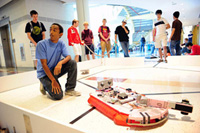 Hovercraft Competition