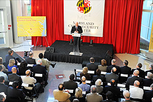 Cybersecurity Center Launces
