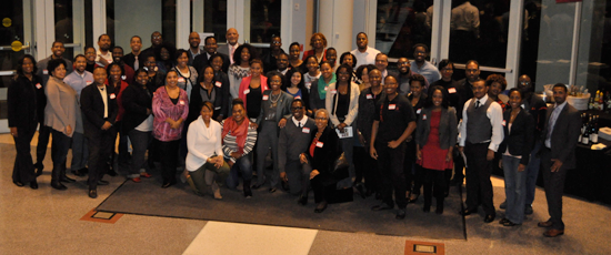 The Black Engineering Society (BES) and BRIDGE Program celebrated their 40th and 30th years with a reunion
