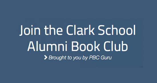 Join the Clark School Alumni Book Club!