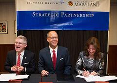 Lockheed Martin, UMD Partner to Develop Next Generation Quantum Computer