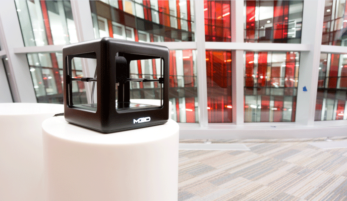 UMD Alumni Hatch Sub-$300 Consumer 3D Printer, Raise $3.3 Million on Kickstarter