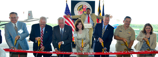 UMD Opens Unmanned Aircraft Systems Test Site in Southern Maryland