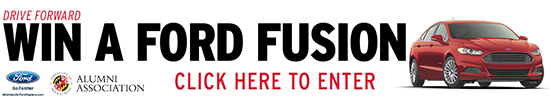 Join the UMD Alumni Association and Enter to Win a Ford!