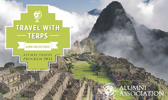 Explore the World with Fellow Terps