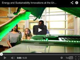 Learn About UMD Energy and Sustainability Innovations in Our New Video!