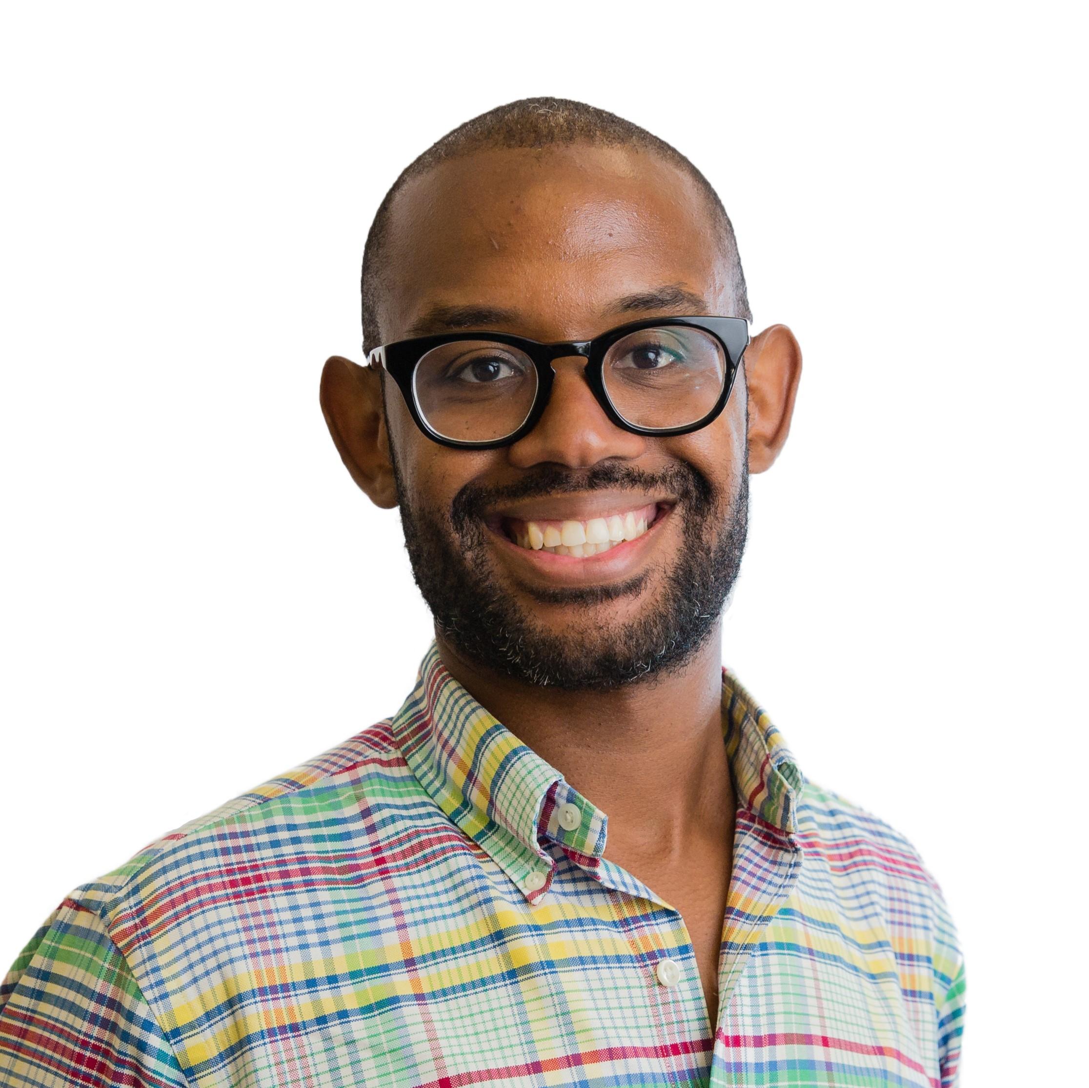 A headshot of Dr. Darren Pierre