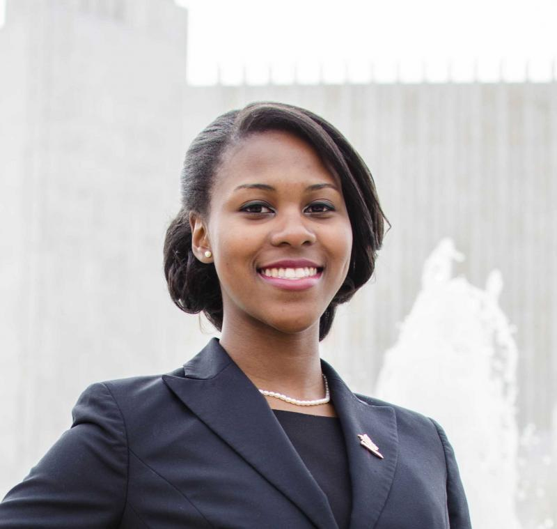 Terps at Work: Larrysa McAllister