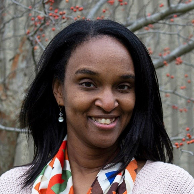 Tershia Pinder-Grover, PhD