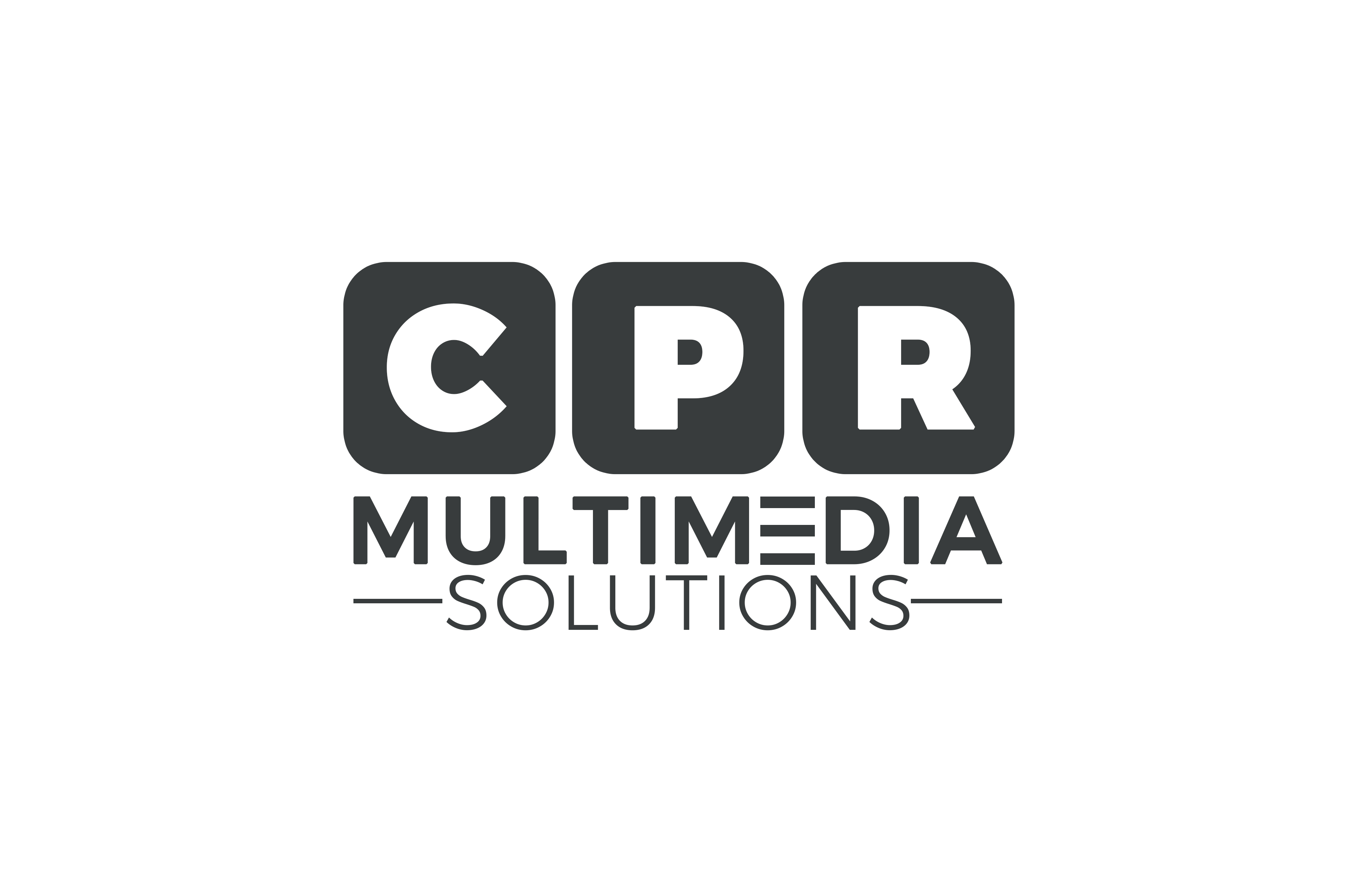 CPR Multimedia Solutions Logo