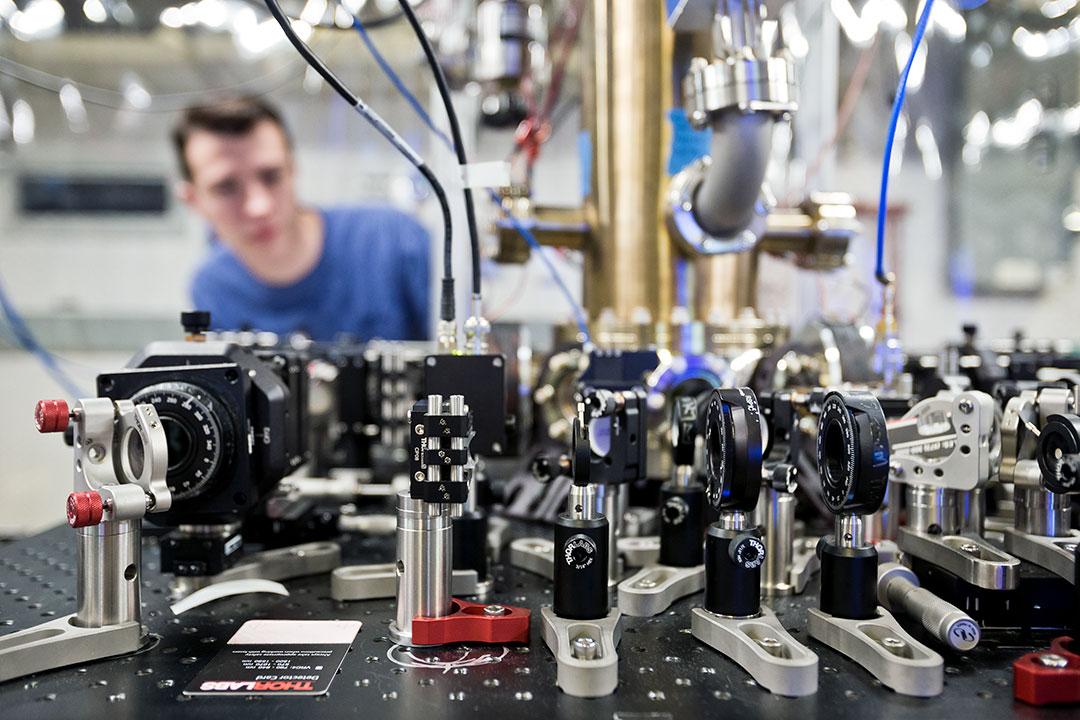 Joint Quantum Institute lab
