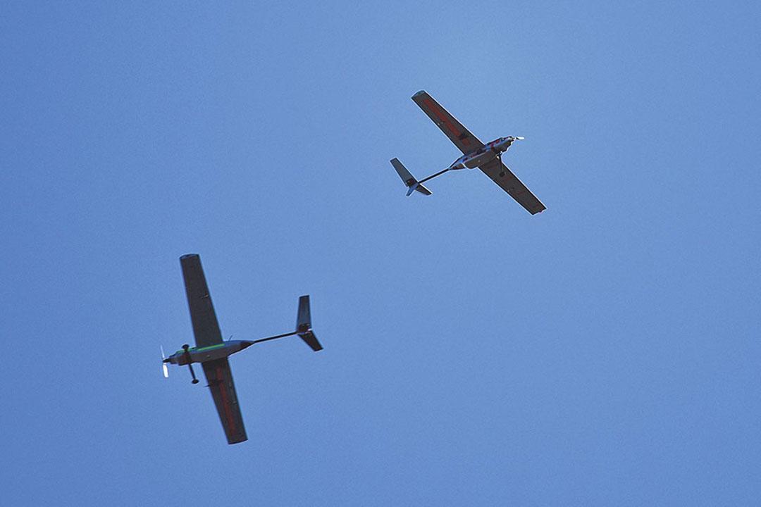 Autonomous Intelligent Flight Management System test