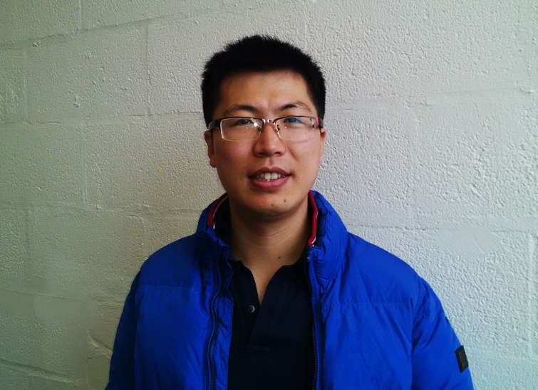 ChBE Ph.D. Candidate Tao Gao